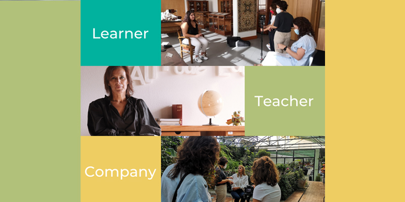 Vídeos Role Model para o Ensino e Formação Profissional